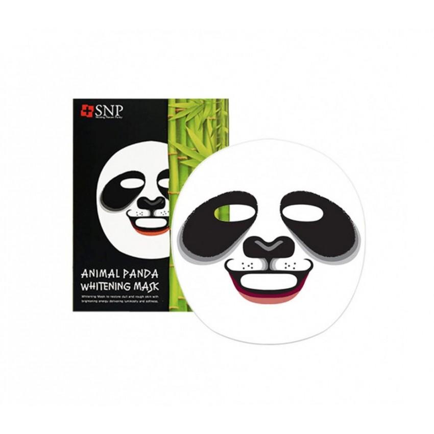 SNP Animal Panda Mask (10 Sheets)