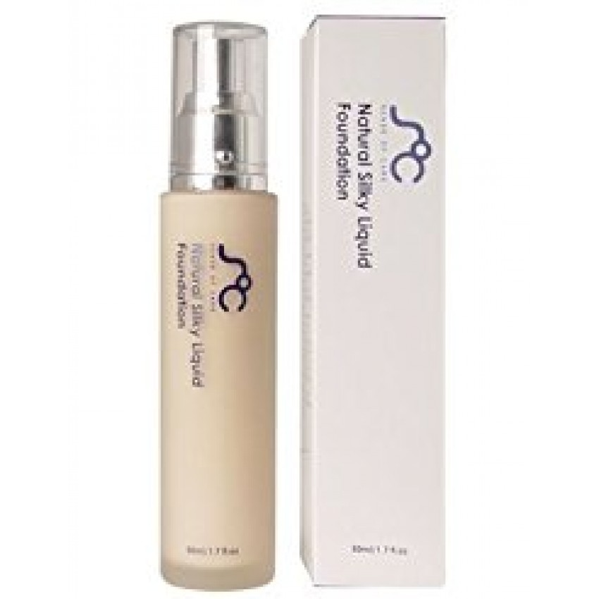 Sense of Care Natural Silky Liquid Foundation SL 04 Dark Honey 1.7oz/50ml