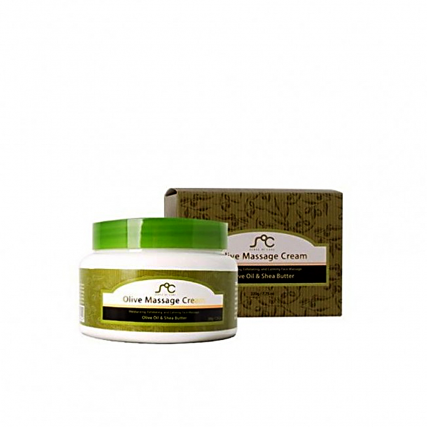 Sense of Care Olive Massage Cream  7.75oz / 220g