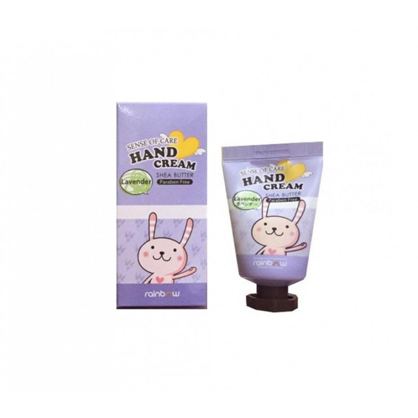 Sense of Care Hand Cream Shea Butter (Lavender)  1.18fl.oz/35ml/10pcs