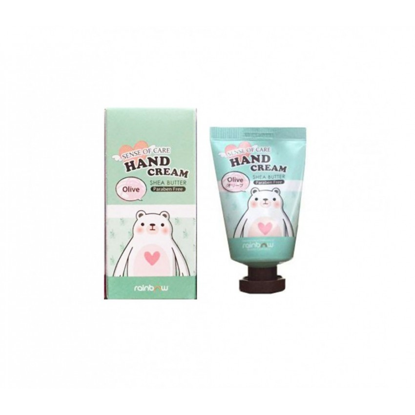 Sense of Care Hand Cream Shea Butter (Olive) 1.18fl.oz/35ml/10pcs