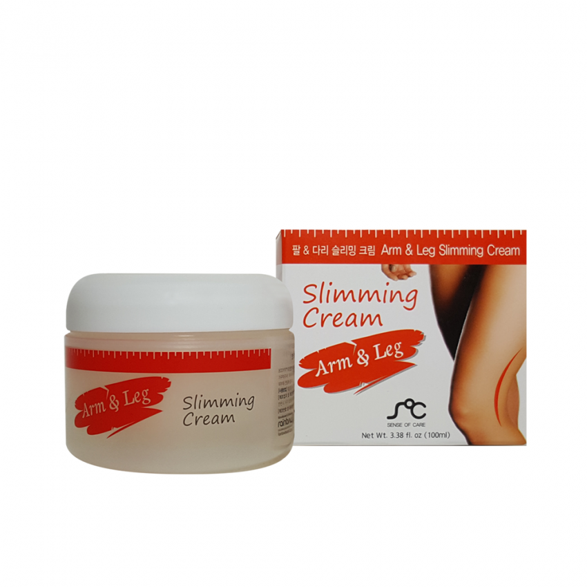 Sense Of Care - Body Slim Project - ARM & LEG SLIMMING CREAM - 100 ml / 3.38 fl.oz